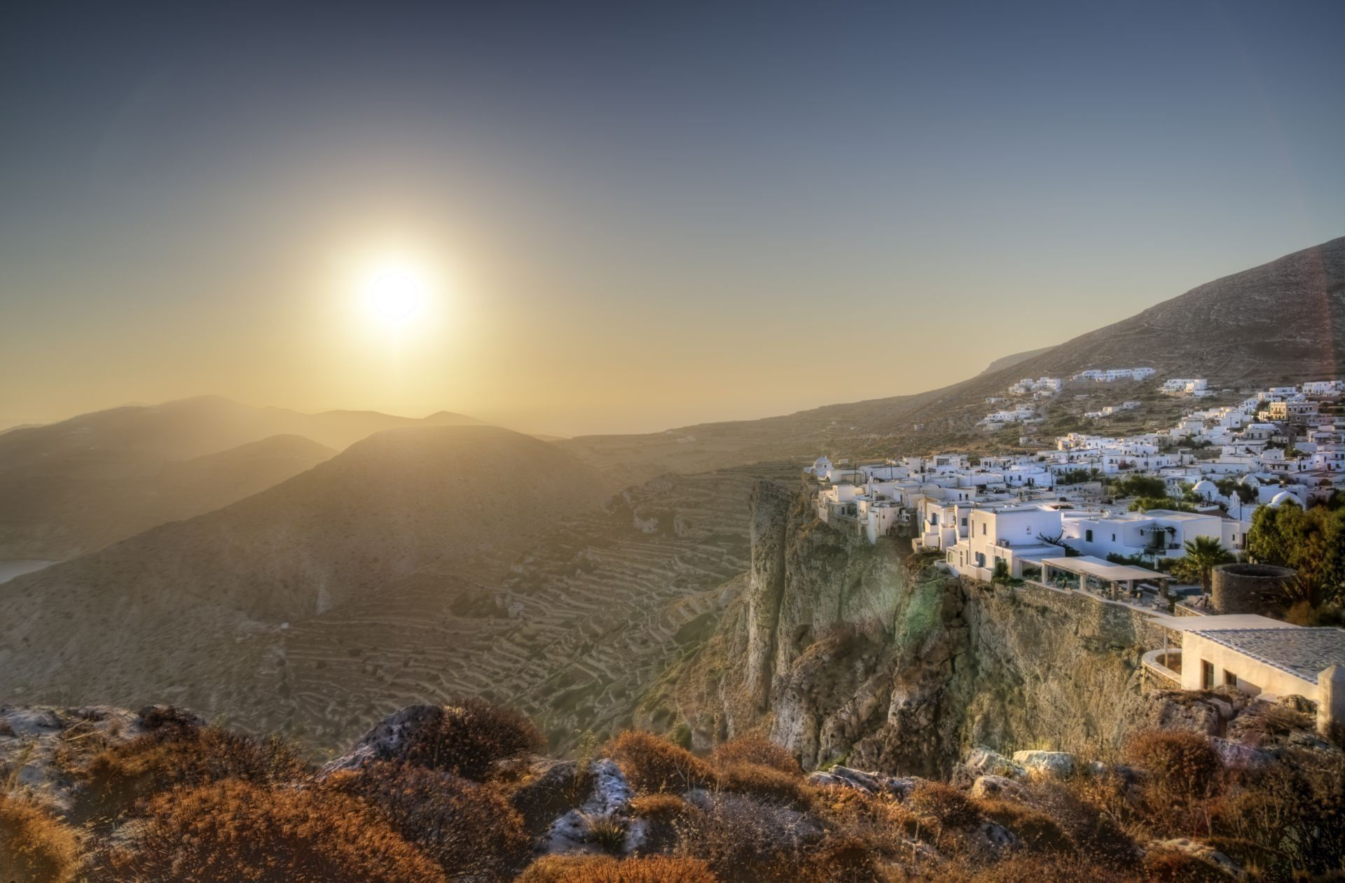 sunset_in_folegandros_greece_by_