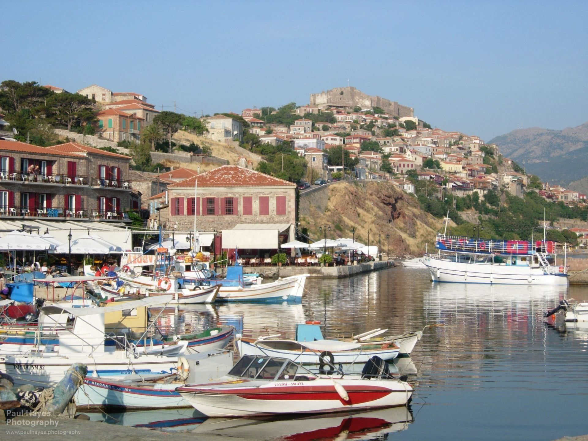 molyvos-harbour